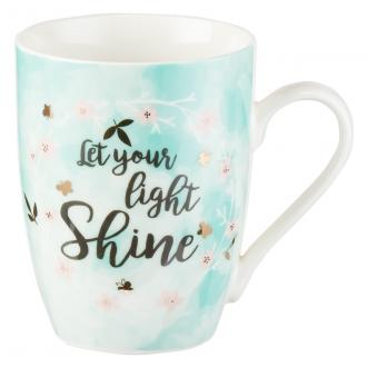 MUG 457 Kopp - Let Your Light Shine